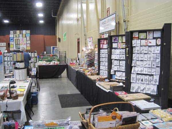 Rubber Stamp Events Show @ Shakopee, MN
