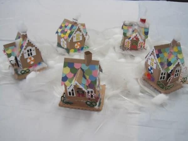 Dec.12 Gingerbread House – part 2