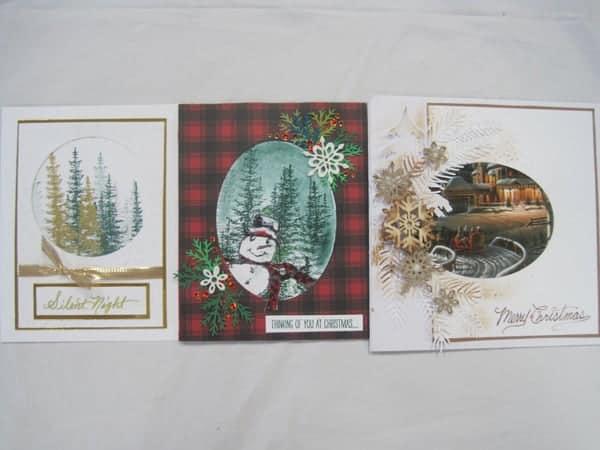 Dec. 2 Christmas Cards with Lynda!