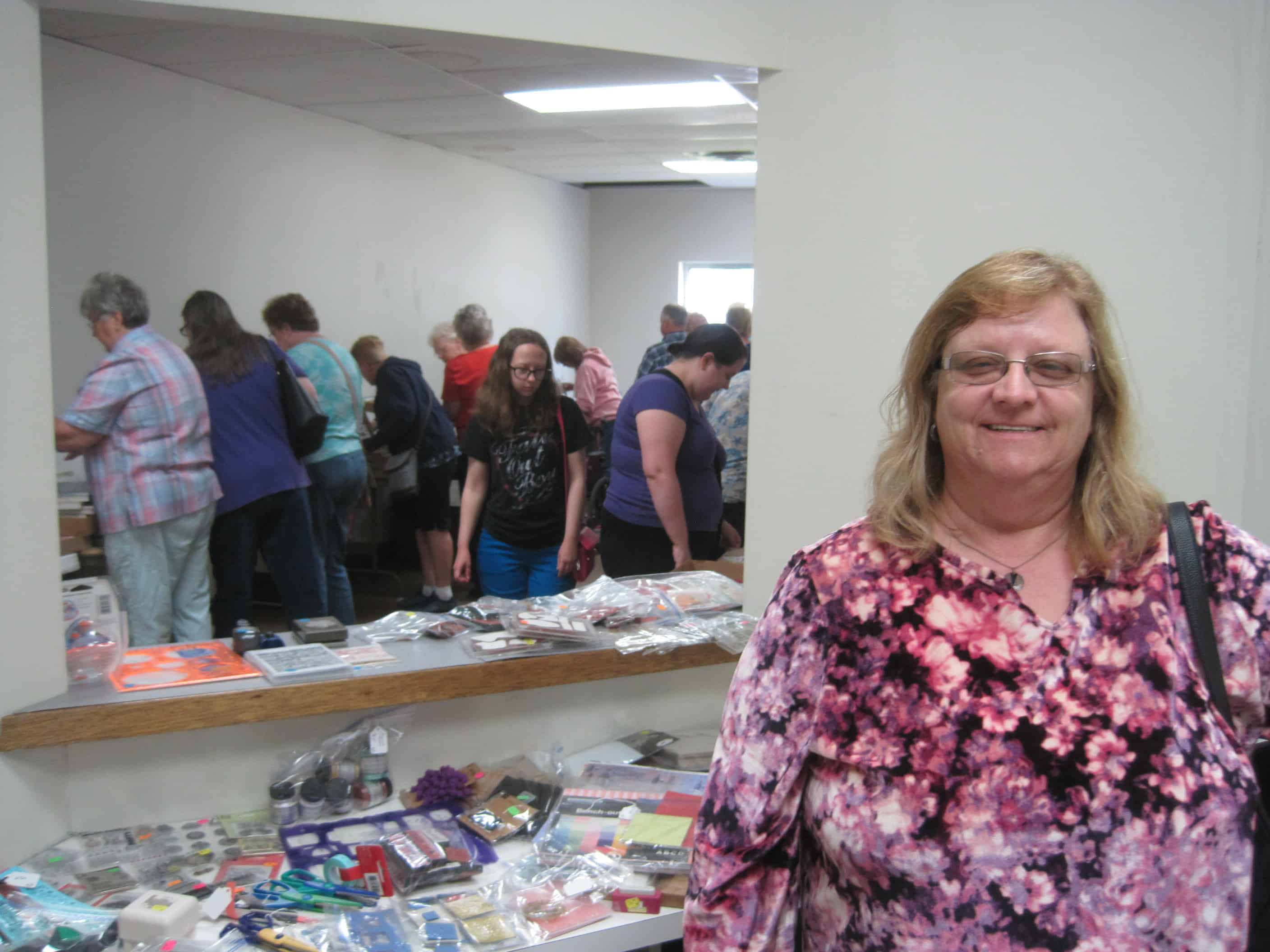 Aug. 4th Open House & Used Stamp Sale 9 a.m. – 1 p.m.