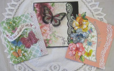 Heartfelt Spring card class March 16, 2019