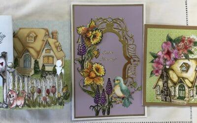 Heartfelt Card Class – Thurs. March 25th – card kits only