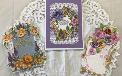 Heartfelt card kits – Apr. 22, Thurs.